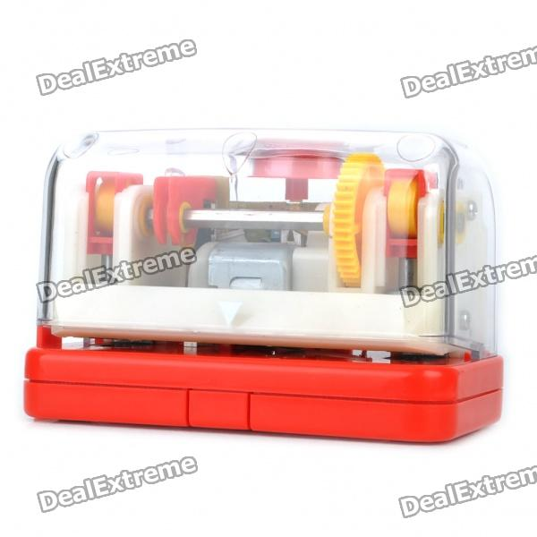 Automatic Electronic Hole Punching Machine - Random Color (4 x AAA)