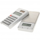 Portable Digital Pocket Scale + Calculator - 500g/0.1g (2 x AAA)