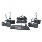 "1"" OLED TPMS Tire Pressure Monitoring System"