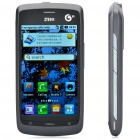 "ZTE U880 Blade 3.5"" Capacitive Screen Android 2.2 Single SIM TD-CDMA Network w/ WiFi + A-GPS - Black"