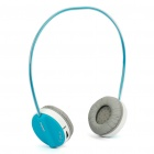 Rapoo H3070 2.4GHz Wireless Stereo Headset Headphone with Microphone & Volume Control - Blue