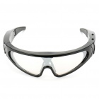 EC088 Rechargeable 5.0MP Pin-hole Spy DVR Camcorder Disguised as Sunglasses - Black (TF Slot)