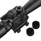 Professional Laser Sight Rifle Scope with Gun Mount(3.5~10*40)