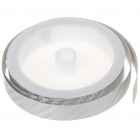 Decorative Adhesive Tape for Car - Silver (4M x 1CM)