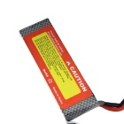 Replacement 7.4V 25C 2600mAh Li-Poly Battery Pack for R/C Helicopter