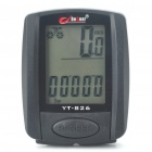 "1.4"" LCD Electronic Bicycle Speedometer (1xCR2032)"