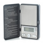 "Pocket Precision 1.2"" LCD Digital Jewelry Scale - 100g/0.01g (2xAAA)"