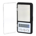 Mini Precision 1.1&quot; LCD Digital Jewelry Scale - 100g/0.01g (1xCR2032)