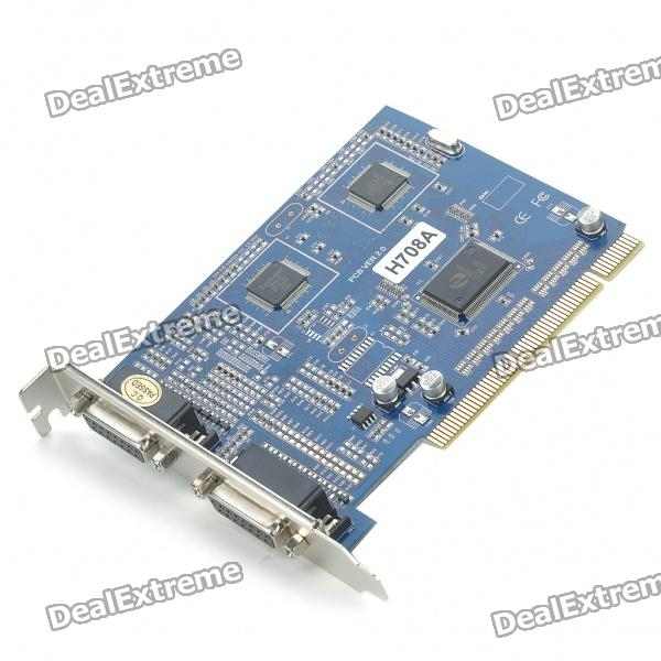 Surveillance Security Video Monitoring Capture Card
