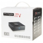 Diyomate X10 Android 2.3 Network Media Player w/ 2 x USB/SD/HDMI/LAN/Optical/CVBS/Audio R/L