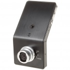 "720P 5MP Wide Angle Car DVR Camcorder w/ Night Vision/TV-Out/HDMI/TF Slot - Black (2.4"" TFT LCD)"