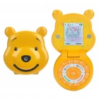 "Winnie the Pooh Watch Style 1.3"" Single SIM Quadband GSM Phone for Kids"