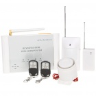 GSM/CDMA Digital Home Security Alarm System Set