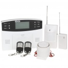 "2.7"" LCD Wireless Digital Home Security Alarm System Set (315MHz)"