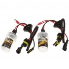 BlackEagleEyes H7 35W 8000K 3600-Lumen Blue Light HID Headlamps (DC 12V/Pair)