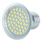 E27 3W 6500K 260-Lumen 44x3528 SMD LED White Light Bulb (220V)