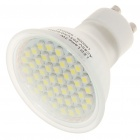 GU10 3W 260LM 6500K 44-LED White Light Bulb (85~265V)