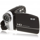 5.0MP Digital Video Camcorder w/ 4X Digital Zoom/HDMI/AV-Out/SD (3.0