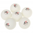 NINJA Sport 40mm Table Tennis Balls - White (6-Piece)