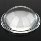 JR-&78 Tumbler Shape Focusing Glass Convex Lens - Transparent