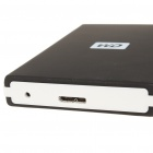 "WD 320GB 2.5"" USB 3.0 Mobile External Hard Drive Storage Device - Black"