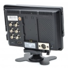 Lilliput 667GL 7 LCD Camera Monitor w/ HD-SDI/HDMI/YPbPr/AV