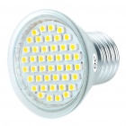 E27 3W 3200K 260-Lumen 44x3528 SMD LED Warm White Light Bulb (220V)