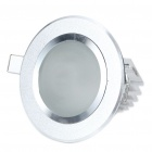 3W 3-LED 270LM 7500K White Ceiling Light Lamp with LED Driver (85~265V)