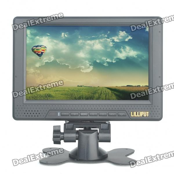 7 TFT LCD Monitor with HDMI& YPbPr Input for Video Camera