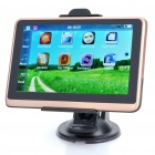 5,0 Touch Screen WinCE 6.0 GPS Navigator w / FM / TF / Europa Karte (4GB)