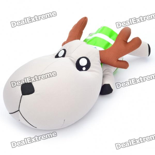 Auto Car Room Bamboo Charcoal Deer Doll Toy Odor Absorber