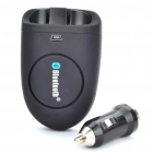 Car Cigarette Powered Rechargeable Bluetooth V3.0/V2.1+EDR Handsfree Car Kit