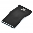 Sports Protection Elastic Elbow Support - Black (Size L)