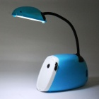 Fashionable Handheld Bag Style 9-LED White Light Desk Lamp - Random Color