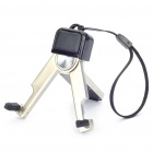 Portable Folding TrIpod Stand Holder with Strap for Iphone/HTC/Blackberry/Nokia/Samsung