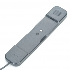 Retro Ultra Slim Radiation Protection Handset for Iphone/Ipad - Black (3.5mm Jack)