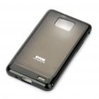 Protective Back Case w/ Screen Protector + Screen Cleaning Paper + Cleaning Cloth for Samsung i9100