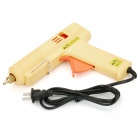 40W Hot Melt Glue Gun - Yellow + Orange(100~240V)