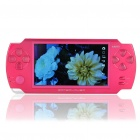 "JXD V1000 4,3 ""TFT LCD MP3/MP4 Medien Games Player w / 300KP Kamera / FM / Voice Recording / E-book / TF - Red"