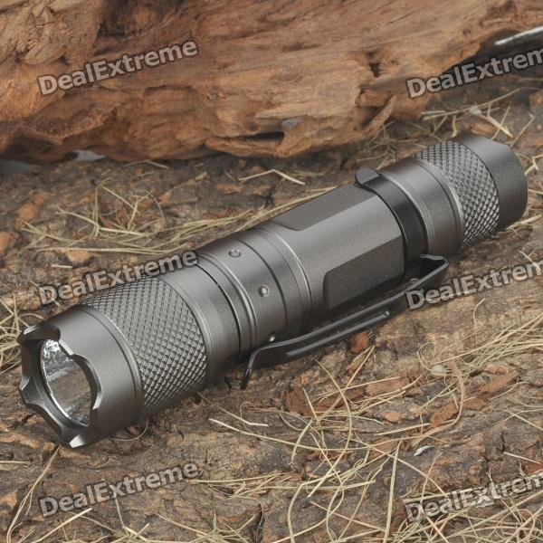 180-Lumen 2-Mode White LED Flashlight with Clip (1 x AA / 1 x 14500) the unwritten vol 11