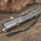 Q5 220-Lumen 3-Mode White LED Flashlight with Strap (1 x 18650)