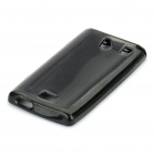 Protective TPU Case for Samsung i8700 Omnia 7 - Black