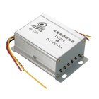 Car Power Supply DC 24V to DC 12V Converter - White