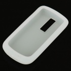 Silicone Protective Case for HTC Magic G2 - White
