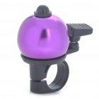Cute Ball Style Aluminum Alloy Bicycle Bell Ring (Random Color)