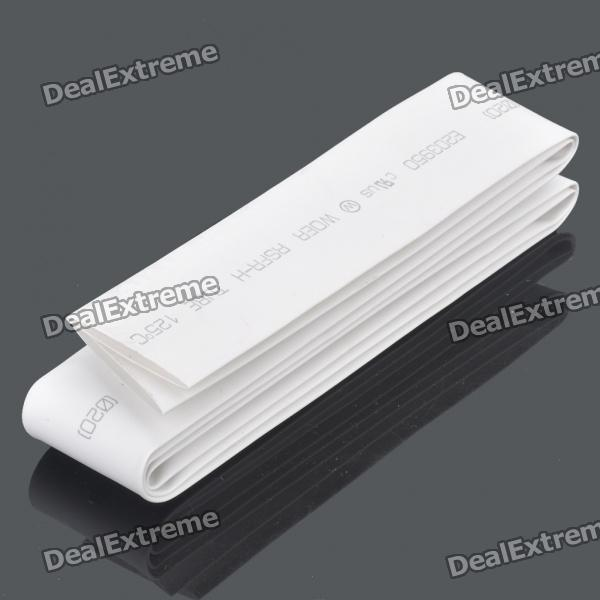 1-Meter Heat Shrinkable Tube (20mm) 1mm diameter clear polyolefin heat shrinking tube 20m