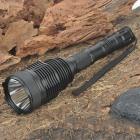SST50 1200-Lumen 6-Mode 6800-8000K White LED Flashlight with Strap (2x18650)
