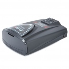 "BTW-818 1.5"" LED Multi-Band Car Radar Detector w/ Suction Cup Mount (DC 12V)"