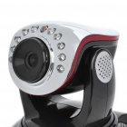 CMOS Wireless Network Security Surveillance IP Camera w/ 10-LED IR Night Vision