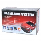 Car Security Alarm System w/ Remote Controller (DC 12V)